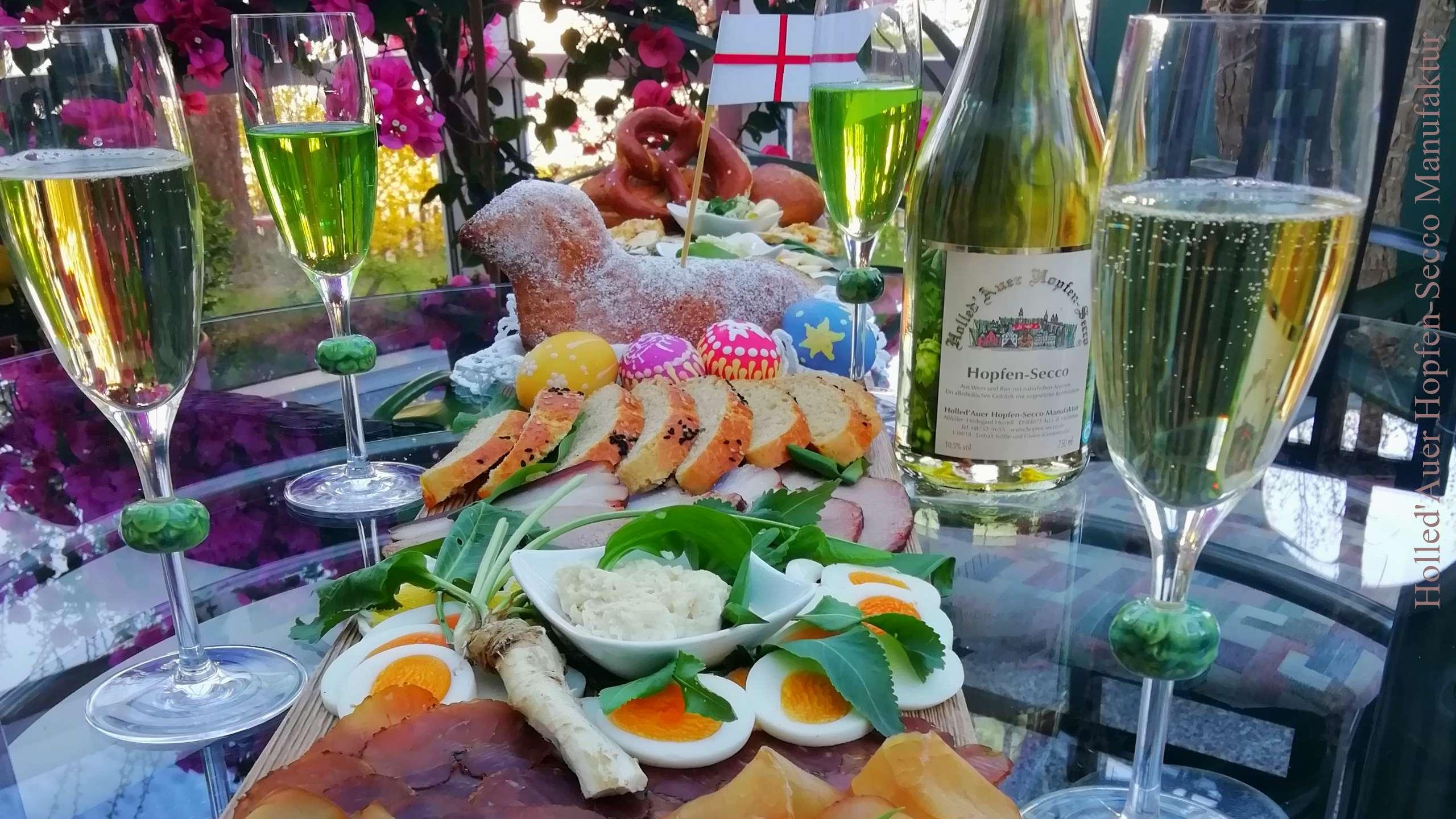 Osteressen nach Bayerischer Tradition